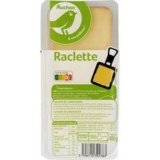 POUCE Fromage à raclette nature 400g