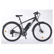 TVT E BIKES Vélo à assistance électrique -  E-Trax - Noir