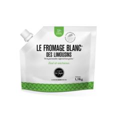 LAITERIE LES FAYES Fromage blanc des Limousins 3,2%MG 1,5kg