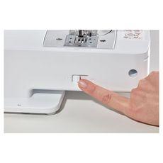 BROTHER Machine à coudre électronique  FS40S - Blanc