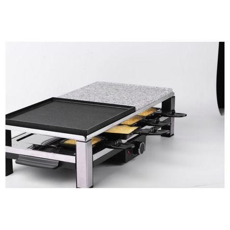 QILIVE Raclette 3 en 1 600043418 - Gris