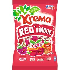 KREMA Red Dingue Assortiment de bonbons 580g