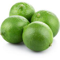 Citrons verts bio 4 pièces