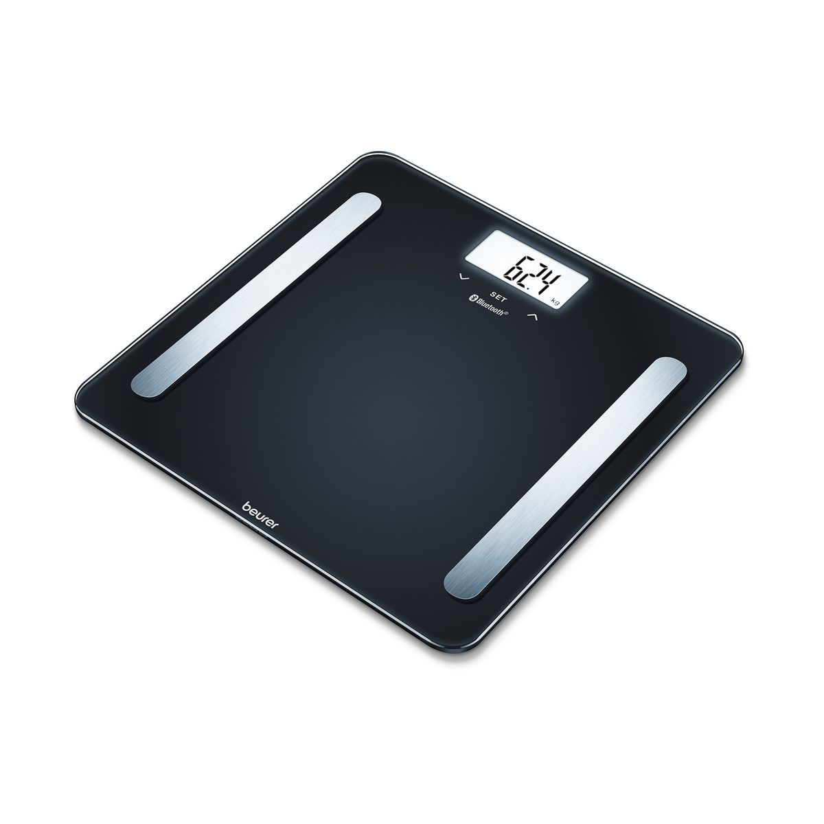 Pèse personne impédancemètre BF 600 - Noir