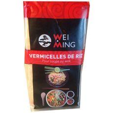 WEI MING Vermicelles de riz pour soupe ou wok 400g