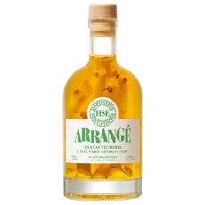 HSE Boisson à base de rhum ananas victoria, thé vert citron vert 32% 70cl