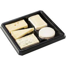FROMAGE A LA COUPE Plateau de 5 fromages 400g