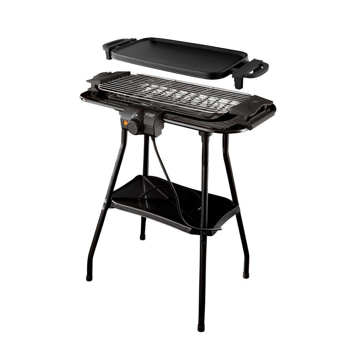 Barbecue 3 en1 20950-56 - Noir