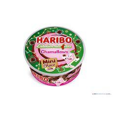 HARIBO L'Atelier des fêtes Chamallows mini choco 280g