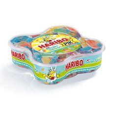 HARIBO Box Pik Garden éditions assortiment de bonbons 550g