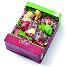 LIBEERT Boîte prête à cacher assortiment de chocolats 330g