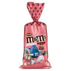 M&M'S Choco Eggs petits œufs fourrés  200g