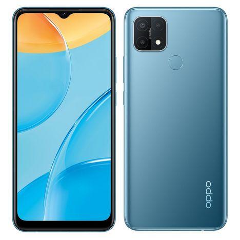 OPPO Smartphone A15  32 Go 4G  6.52 pouces Bleu Double NanoSim
