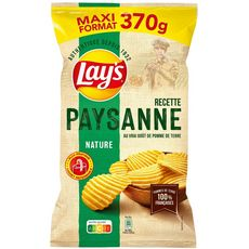 Lay's LAY'S Chips recette paysanne nature maxi format