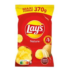 Lay's LAY'S Chips nature maxi format