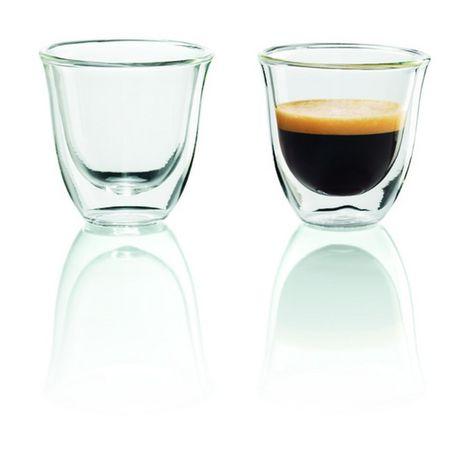 DELONGHI Set de tasses espresso