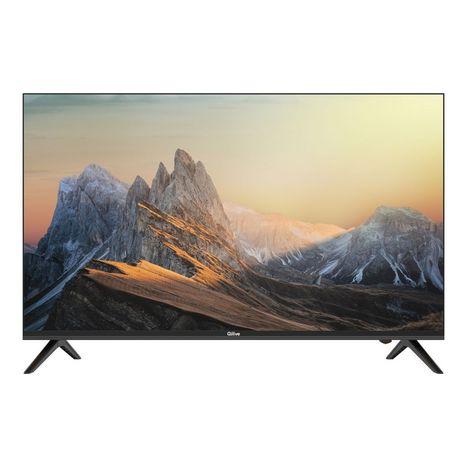 QILIVE Q43UA211B TV DLED ULTRA HD 108 cm Smart TV