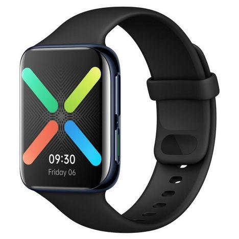 OPPO Montre connectée Watch Series 46 MM - Noir