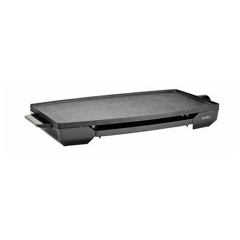 SIMEO Plancha XL électrique CV502 - Noir