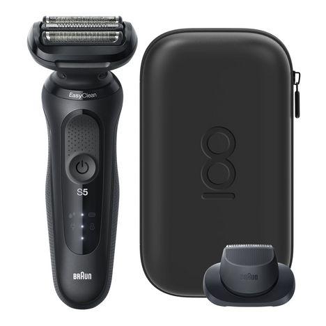 BRAUN Rasoir électrique SERIES 5 MBS5 - Noir