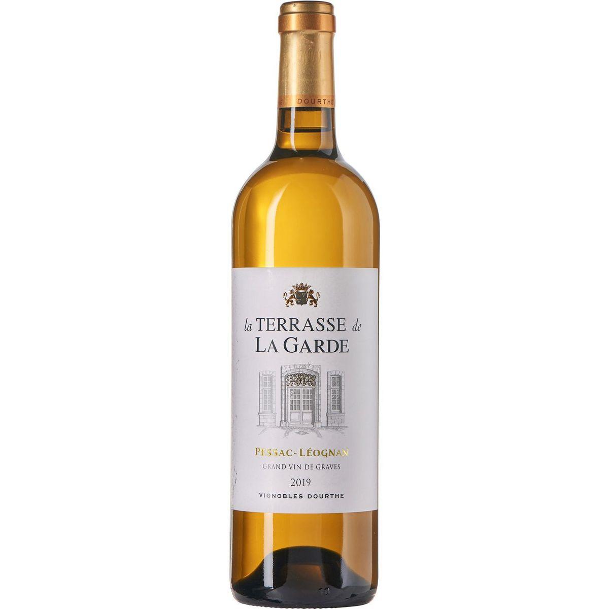 Pessac-Léognan Grand Vin de Graves La Terrasse de La Garde rouge