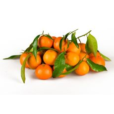 Mandarines avec feuilles 1,5kg