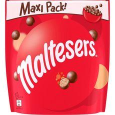 MALTESERS Billes chocolatées sablées et croquantes 400g