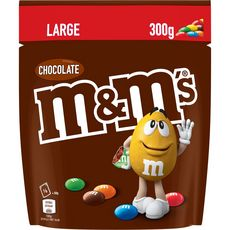 M&M'S Bonbons chocolatés 300g