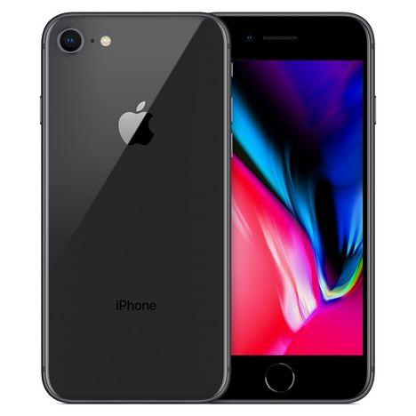 APPLE Apple - iPhone 8 - Reconditionné Grade B - 64 Go - Gris - SLP