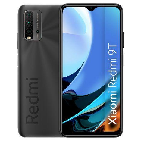 XIAOMI Smartphone Redmi 9T  64 Go  6.53 pouces  Gris  4G Double port SIM
