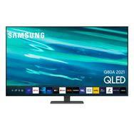SAMSUNG QE55Q80AATXXC TV QLED 4K UHD 138 cm Smart TV