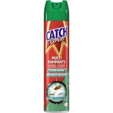 CATCH Insecticide action rapide multi rampants effet barrière 300ml