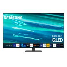 SAMSUNG QE75Q80AATXXC TV QLED 4K UHD 189 cm Smart TV