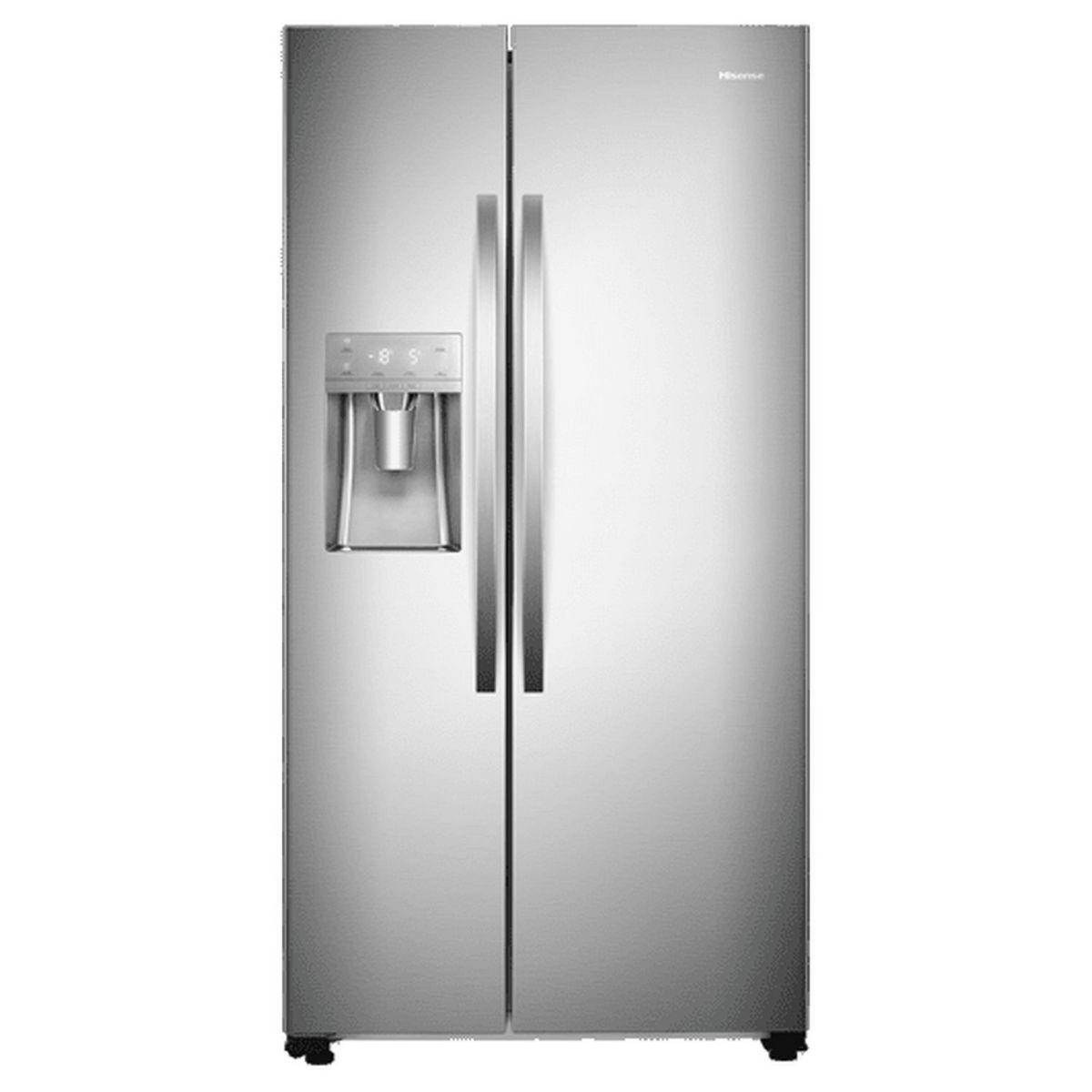 Réfrigérateur américain RS695N4IC1, 535 L, Froid ventilé No Frost