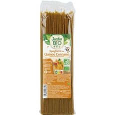JARDIN BIO ETIC Spaghetti au quinoa curry curcuma 500g