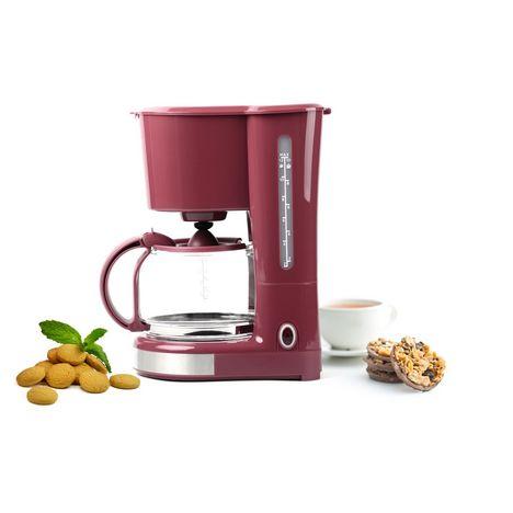 QILIVE Cafetière filtre 71876 - Rouge