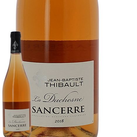 SANS MARQUE AOP Sancerre Jean-Baptiste Thibault La Duchesne 2018 rosé