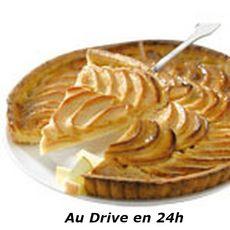 Tarte Fine aux pommes 8 personnes 1 pièce