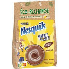 NESQUIK Chocolat en poudre éco-recharge  430g