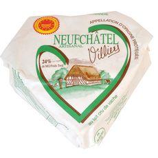 VILLIERS Fromage coeur de Neufchâtel AOP 200G