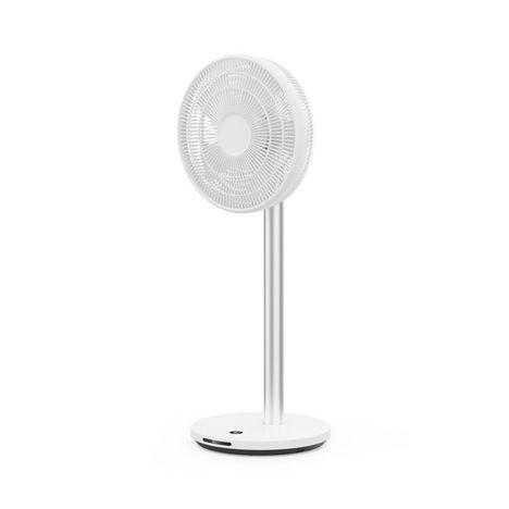 QILIVE Ventilateur pied Q.6257 - Blanc