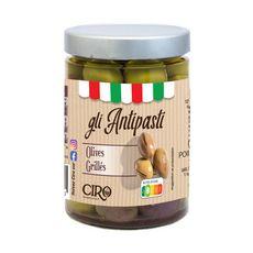 CIRO Gli antipasti olives grillées 285g
