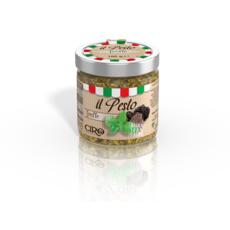 CIRO Sauce pesto saveur truffe sans gluten 180g