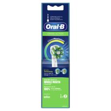 ORAL-B Recharges pour brosse à dents électrique cross action 2 recharges