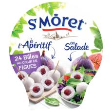 ST MORET Apéritif billes au coeur de figues 100g