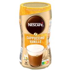NESCAFE Café soluble cappuccino vanille 310g