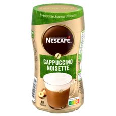 NESCAFE Café soluble Cappuccino à la noisette 270g