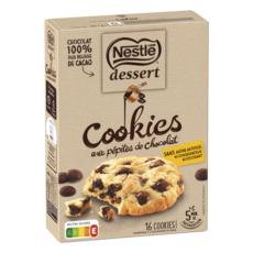 NESTLE DESSERT Préparation pour cookies aux pépites de chocolat 350g