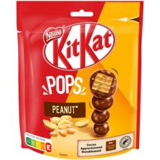 KIT KAT Pops billes peanut et graines de chia enrobées chocolat  200g