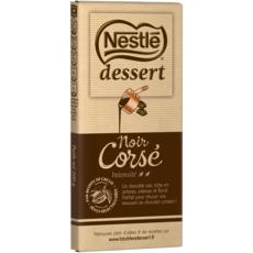 NESTLE DESSERT Tablette de chocolat noir pâtissier corsé 1 pièce 200g